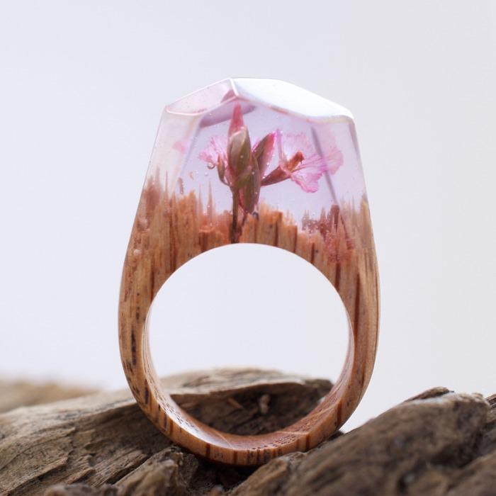 Το δάσος από άνθη