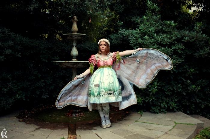 Τα Πανέμορφα Μαντήλια Που σε Μεταμορφώνουν σε Πεταλούδα