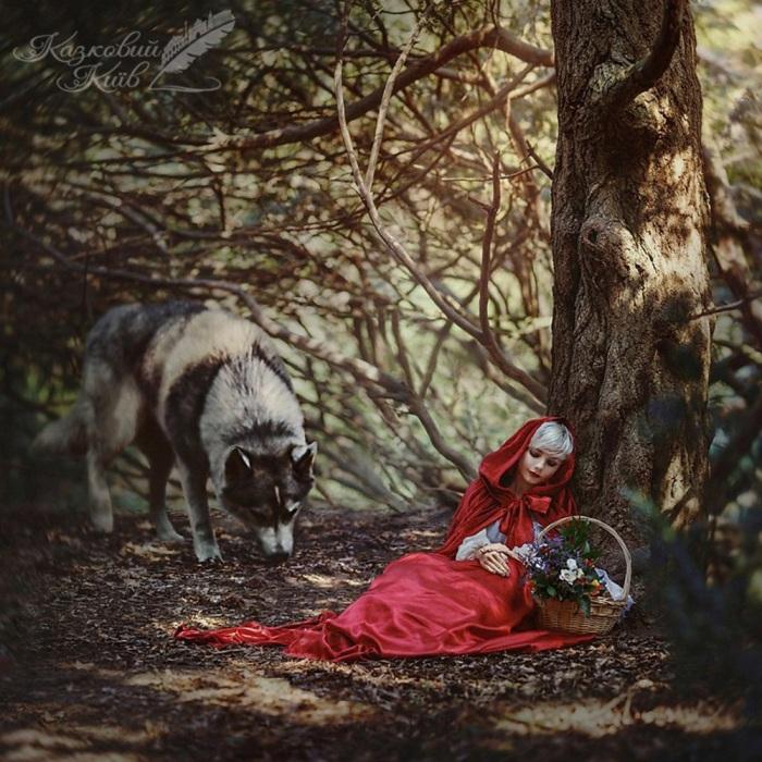 Εντυπωσιακές Φωτογραφίες Εμπνευσμένες από τα Παραμύθια