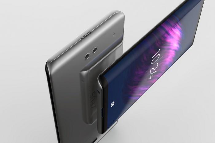 Smartphone Εμπνευσμένο από το Θεό του Κεραυνού - Sony Zeus