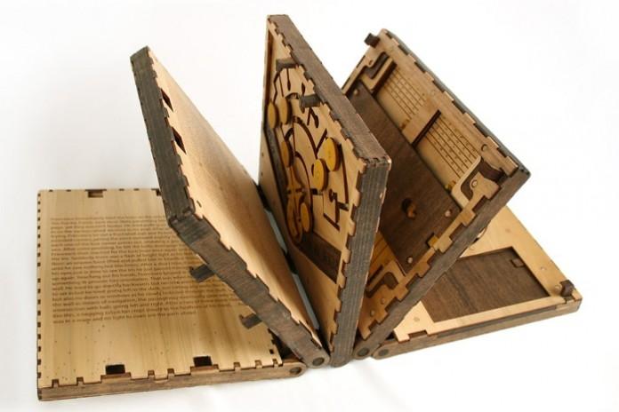 Το Βιβλίο των Παζλ - Codex Silenda